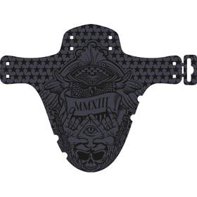 """Riesel Design schlamm:PE Parafango anteriore 26-29"""", nero"""